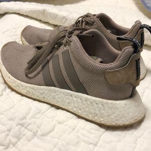 Adidas nmd r2 khaki/black